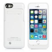 Power cover slim-fit iPhone 5s hvid 4