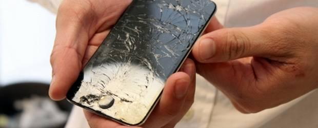 23 procent af alle iPhones har smadrede skærme