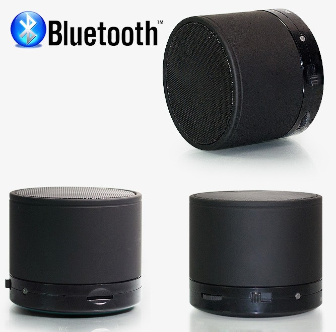 Mini Bluetooth speaker til Smartphone - iKing.dk sælger kvalitetstilbehør til Apple