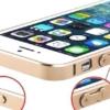 iPhone 4s bumper slim-fit dark silver