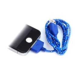 blå_designer_kabel_iphone_4