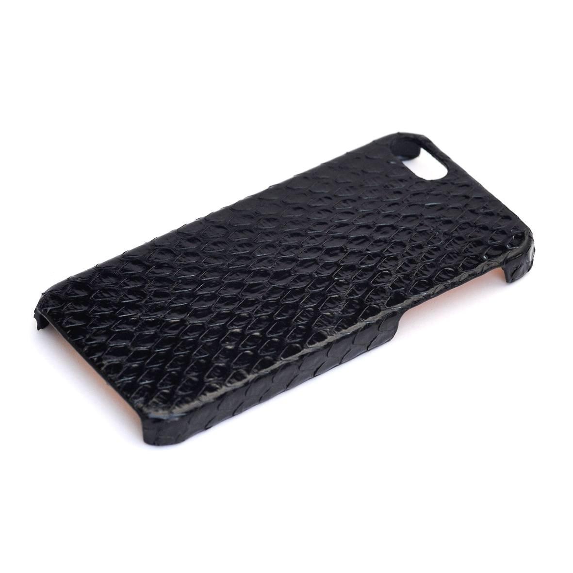 real cobra cover iPhone 5 sort forside