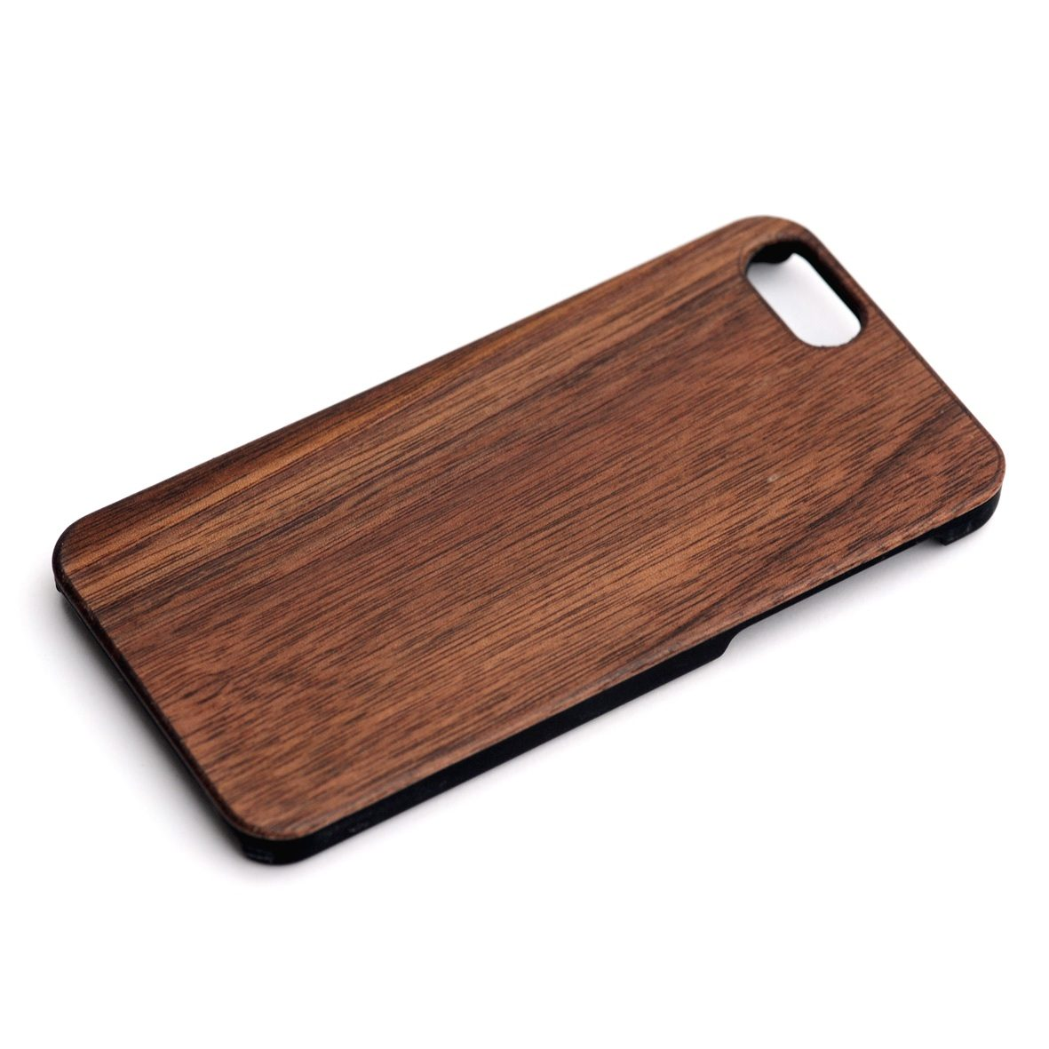 Nordisk iPhone 7 cover af walnut