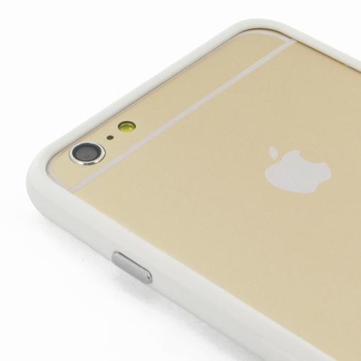 iPhone 6 plus soft bumper hvid-2