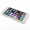 iPhone 6 plus soft bumper hvid-6