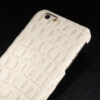 iPhone 6 cover i slangeskind - Mat sort