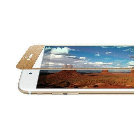 Skærmbeskytter titanium BSP iPhone 6 GOLD