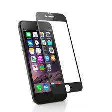 Skærmbeskytter fra BSP iPhone 6 SORT