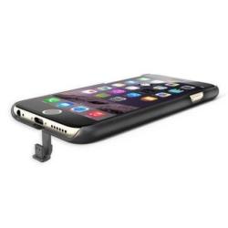 iPhone 6 PLUS Qi slim-fit cover mat sort 6