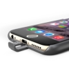 iPhone 6 PLUS Qi slim-fit cover mat sort 7