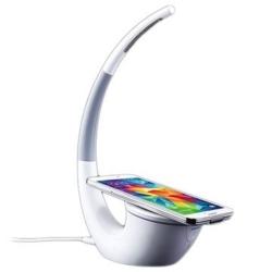 iPhone 6 Qi slim-fit silikone cover hvid 2