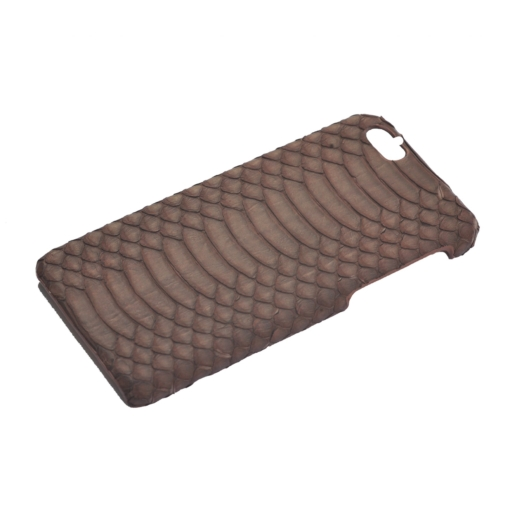 iPhone 6 cover water snake mat brun 2