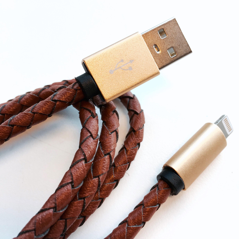 USB kabler og oplader