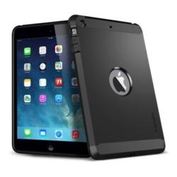 Hybrid slim-fit iPad Air cover case sort