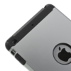 Hybrid slim-fit iPad Air cover case sølv 3