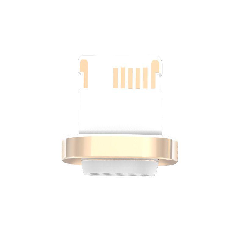 Lightning kabel iPhone 7 6 & 5   Magnetisk oplader i high