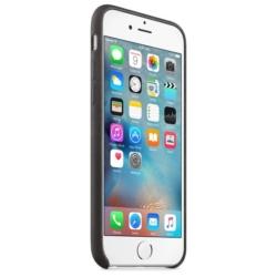 iPhone 6s PLUS slim-fit cover brunt læder 1
