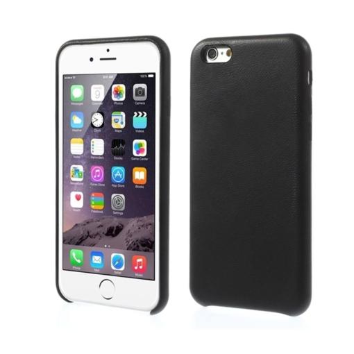 iPhone 6s PLUS slim-fit cover brunt læder 2