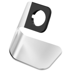 Apple watch oplader stand aluminium  2