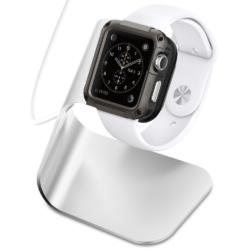 Apple watch oplader stand aluminium  4