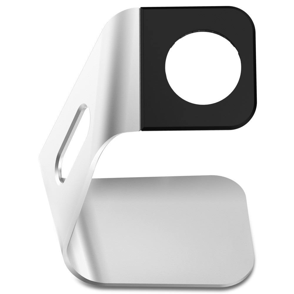 Apple watch oplader stand aluminium  5