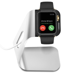 Apple watch oplader stand aluminium  6