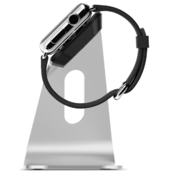 Apple watch oplader stand aluminium  7