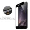 BSP Gorilla 3D glas iPhone 6s SORT