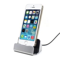 iPhone 5-6 opladerstation med cover plads 1