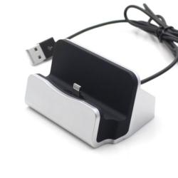 iPhone 5-6 opladerstation med cover plads 2