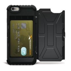 iPhone 6-7-8 PLUS kortholder UAG Trooper SORT 2