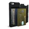 iPhone 6-7-8 PLUS kortholder UAG Trooper SORT