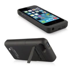 Power cover slim-fit iPhone 5s mat sort 1