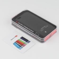 Power cover slim-fit iPhone 6s mat sort 1