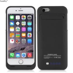 Power cover slim-fit iPhone 6s mat sort 3