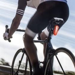 GPS cykel tracker via Smartphone
