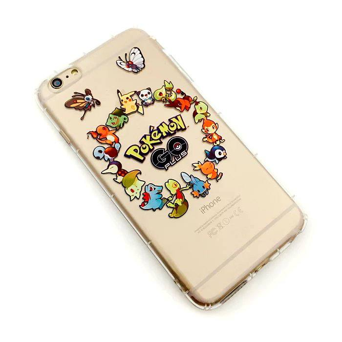 Pokemon Go iPhone 6 soft safety cover 1 2