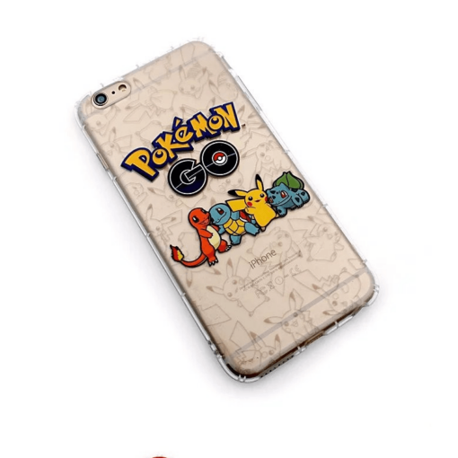 Pokemon Go iPhone 6 soft safety cover 2 2