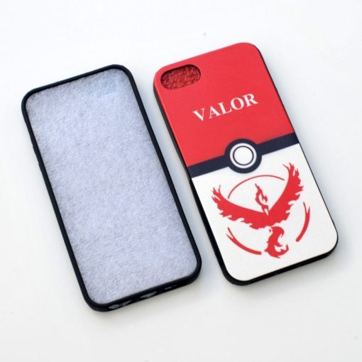 Pokemon Go iPhone 6 valor cover