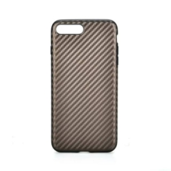 iPhone 7 PLUS carbon fiber soft cover BRUN