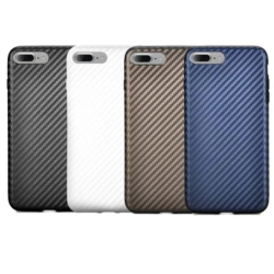 iphone-7-plus-carbon-fiber-soft-cover-hvid-3