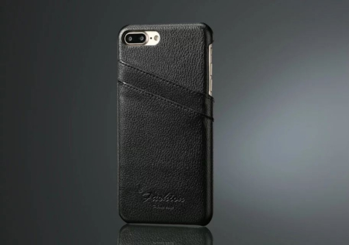 iphone-7-plus-handmade-kreditkortholder-af-sort-laeder-2
