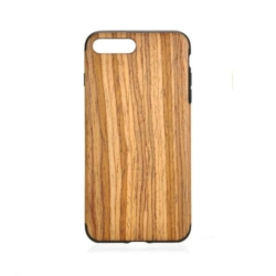 iPhone 7 PLUS soft wooden unika cover rosewood