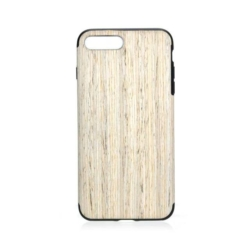 iPhone 7 PLUS soft wooden unika cover white