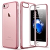 iPhone 7 PLUS transparent soft cover ROSE 1