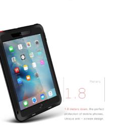 Waterproof iPad Pro vandtæt cover 4