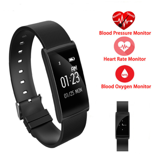 Fitness LUX smartwatch Bluetooth armbånd 1