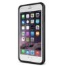 iPhone 7 PLUS cover med kortholder i sølv 2