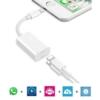 Dobbelt lightning jack til iPhone 7-8 9