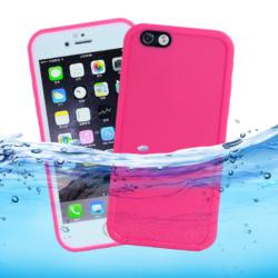 Vandtæt iPhone 7-8 plus cover PINK 5